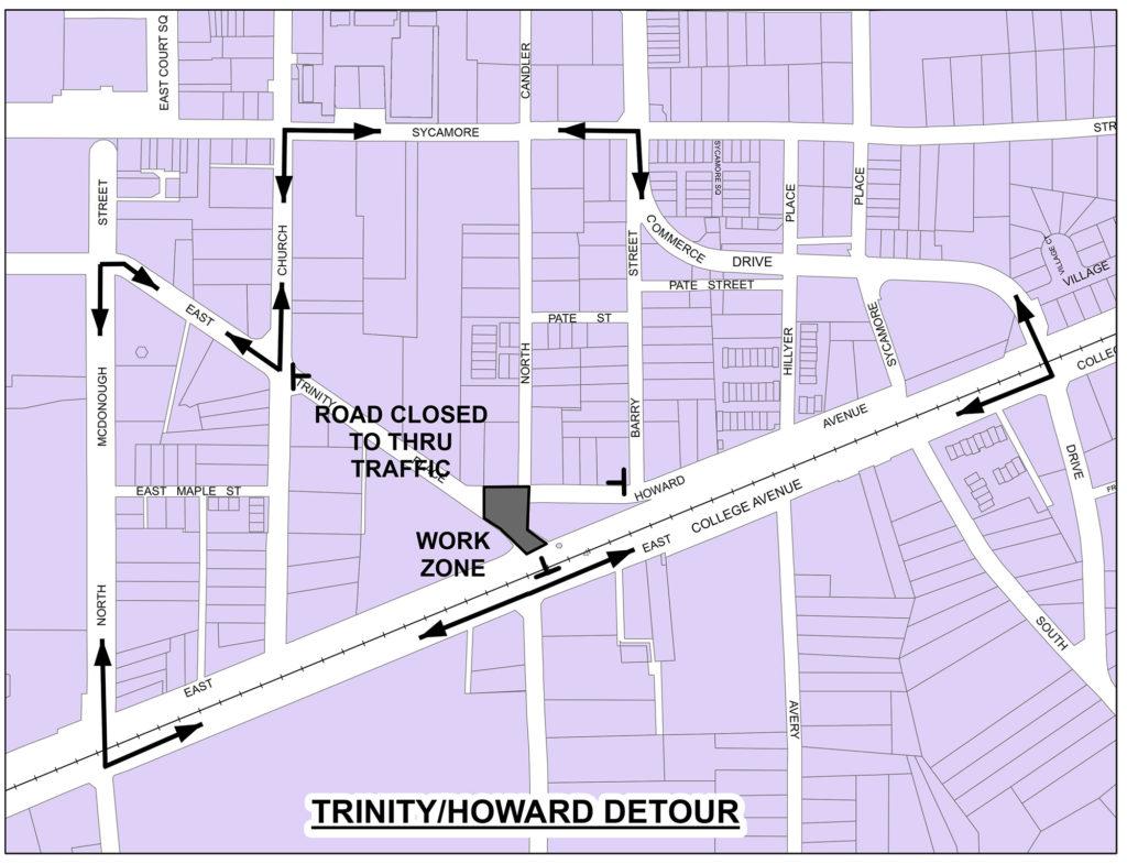Trinity Howard Detour