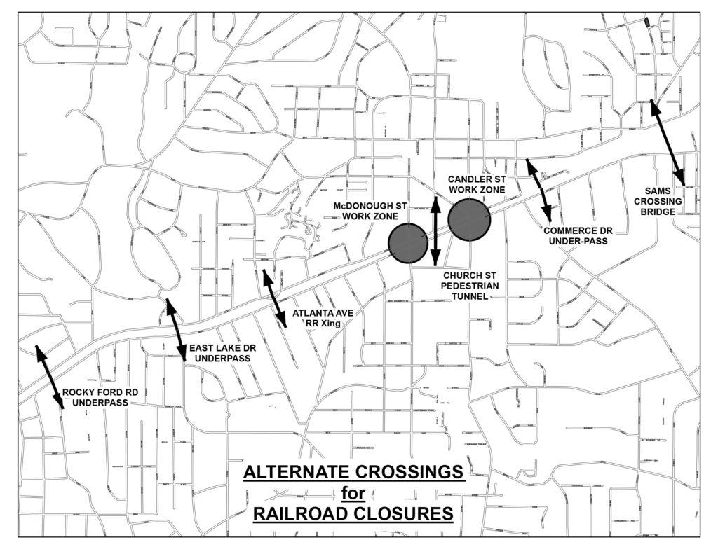 RR Alt Crossings